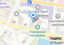 Компания «Казанский риэлтор» на карте