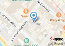 Компания «MiiN» на карте