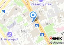 Компания «РСН» на карте