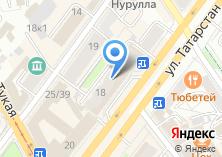Компания «Savage» на карте