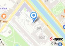 Компания «Экси» на карте