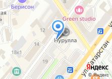 Компания «ОСВОД РТ-Сервис» на карте