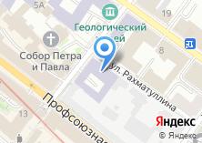 Компания «Лицей им. Н.И. Лобачевского при КФУ» на карте