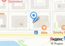 Компания «ГраДа» на карте