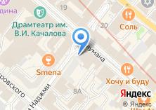 Компания «Банк-клуб» на карте