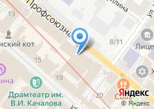 Компания «ТОРНАДО» на карте