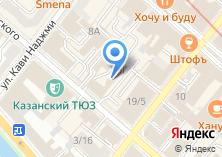 Компания «Центр производственной субконтрактации Республики Татарстан» на карте