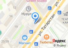 Компания «Posuda16.ru» на карте