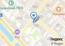 Компания «КОРНЕТ» на карте