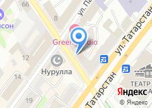 Компания «Магазин нижнего белья и колготок на Московской» на карте
