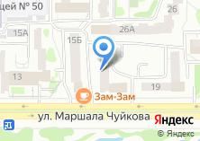 Компания «Алгоритм» на карте