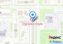 Компания «Магазин печатной продукции на Меридианной» на карте