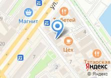 Компания «КамаСтройИнвест» на карте