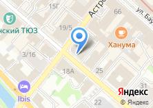 Компания «ФРЕШ ХАУС» на карте