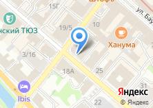 Компания «Терморос Казань» на карте