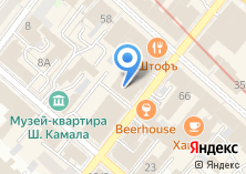 Компания «Я шагаю по Москве» на карте