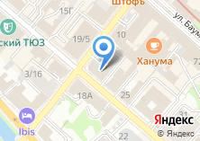 Компания «Майя Клиник» на карте