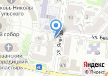 Компания «Мегарусс-Д» на карте