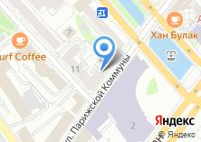 Компания «Швейный мир» на карте