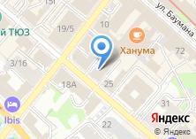 Компания «Каеф ничек?» на карте