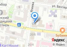 Компания «Отдел полиции №16 Япеева» на карте