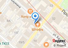 Компания «Сеть магазинов сувениров» на карте