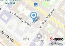 Компания «MaRUSiya» на карте