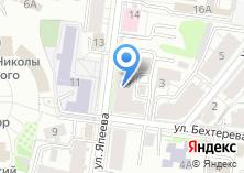 Компания «Атолл» на карте