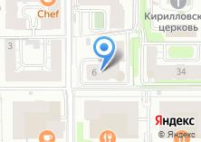 Компания «Наш центр+» на карте