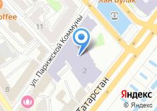 Компания «Казанская Школа Дизайна» на карте