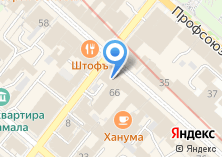 Компания «Казанское ашханэ» на карте
