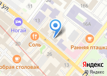 Компания «КазРемПроект» на карте