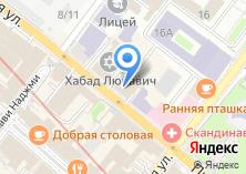 Компания «ClientBar» на карте
