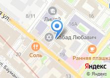 Компания «Строительно-отделочная компания» на карте