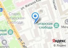 Компания «Волга-ФлотЪ» на карте