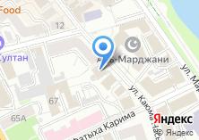Компания «Центр безопасности бизнеса - детектор лжи (полиграф)» на карте