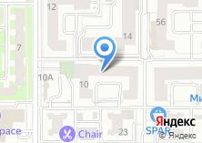 Компания «САЛЕКС СТРОЙ» на карте