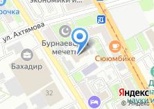 Компания «Нижнекамскнефтехим-Сервис» на карте