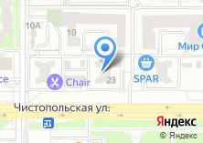 Компания «МетМаркетинг» на карте