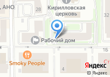 Компания «ТАЙРОН-ТРЕЙД» на карте