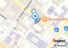 Компания «Прокуратура Республики Татарстан» на карте