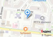 Компания «Гостиница» на карте