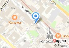 Компания «Серебро России» на карте