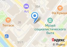 Компания «Мускулмаг» на карте