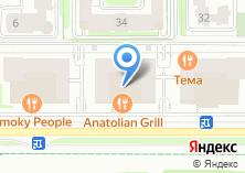 Компания «Толедо-М» на карте