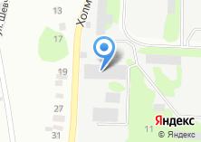 Компания «НефтеХимРегион» на карте