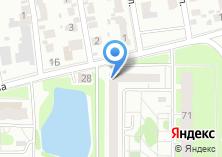 Компания «Торговая база Столичная» на карте
