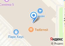 Компания «ИНТЕРНЕТ РЕШЕНИЯ» на карте