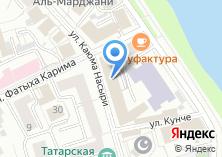 Компания «Спецкаучукремстрой» на карте