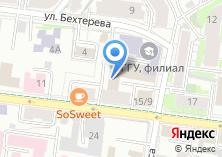 Компания «Авангард-Премиум» на карте